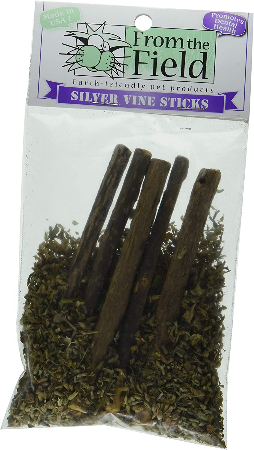 From The Field FFC333 San Antonio Mall Silver Vine Utlimate Cat famous Sticks Blend in T