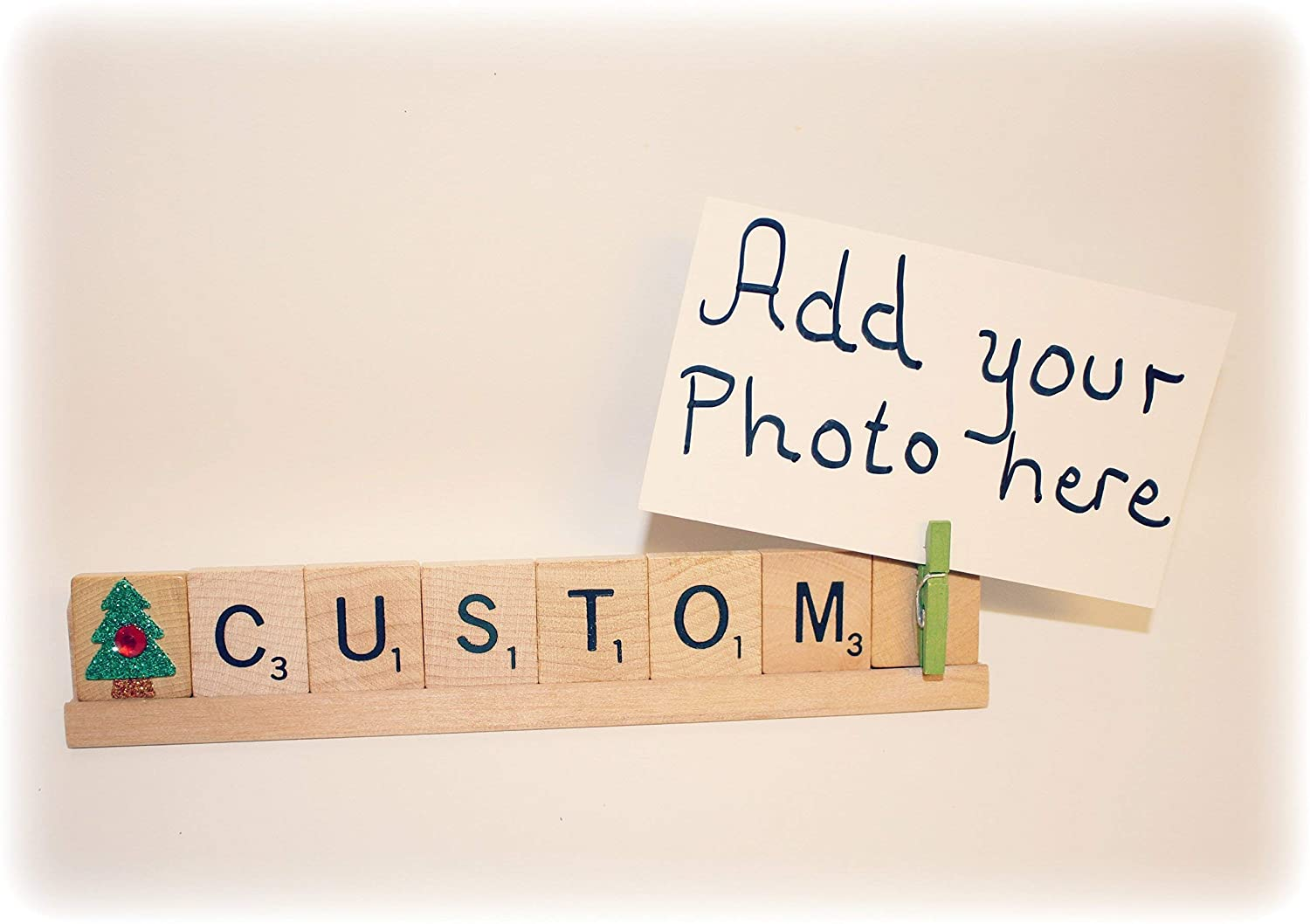 Weekly update Personalized Christmas Frame Photo Raleigh Mall Cust