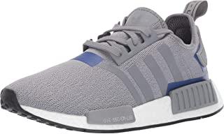 adidas nmd black red white blue