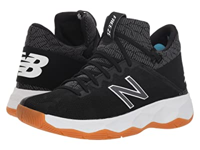 New Balance FREEZBv2 Lacrosse (Black/Grey) Men