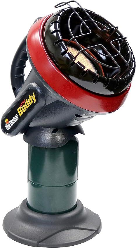 Mr. Heater F215100 MH4B Little Buddy 3800-BTU Indoor Safe Propane Heater, Medium: image