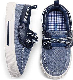 أحذية قارب للأطفال من الأولاد والبنات من تومبيك أحذية رياضية من القماش (للأطفال الصغار/الأطفال الصغار)