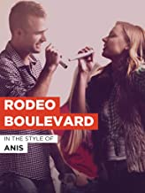 Best anis rodeo boulevard Reviews
