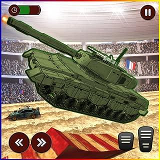 Tank Demolition Derby : Car Crash Racing Game