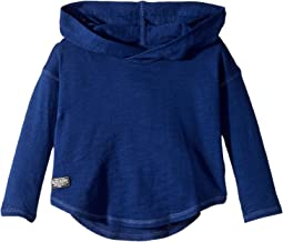 Cotton Hooded Pullover (Toddler)