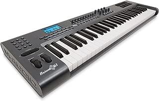 M-Audio AXIOM 61 Advanced 61-Key Semi-Weighted USB MIDI Controller 9900-51413-10