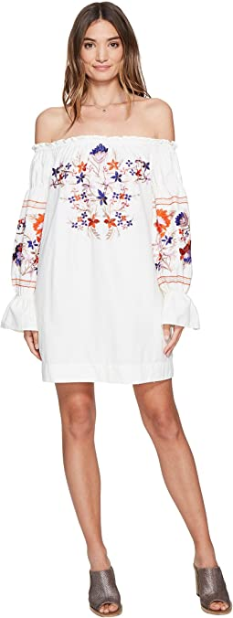 Free People - Fleur Du Jour Mini Dress