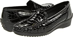 Black Croco Patent