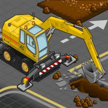 Construction Truck Builder (Ad-Free)