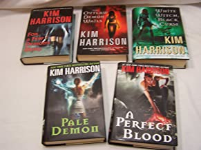 Hollows Series 5 Book Set: For Few Demons More, Outlaw Demon Wails, White Witch Black Curse, Pale Demon, a Perfect Blood