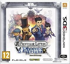 PRE-ORDER! Professor Layton vs Phoenix Wright Ace Attorney Nintendo 3DS Game UK