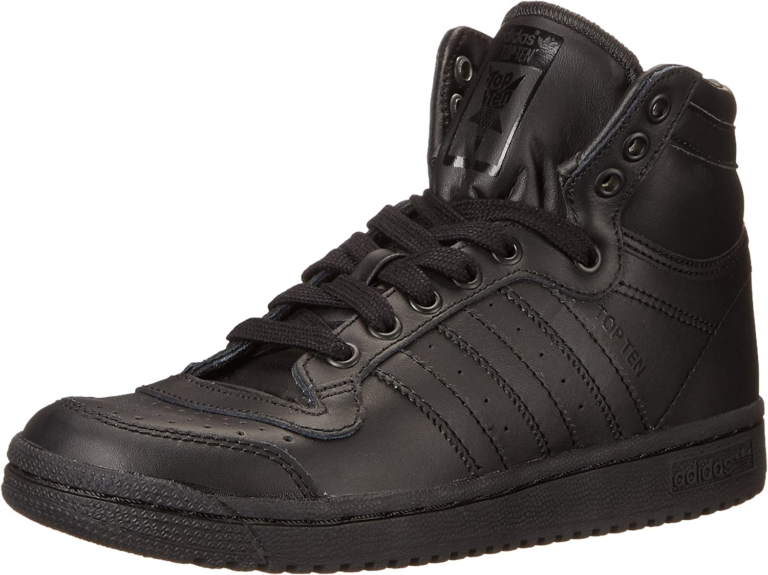 Adidas ORIGINALS Top Ten Hi J Basketball shoes (Big Kid)