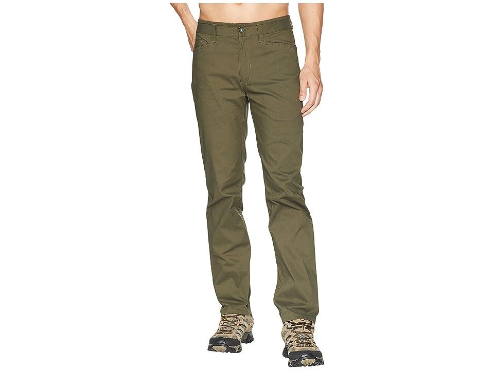 Mountain Hardwear Hardwear AP Five-Pocket Pants (Peatmoss) Men