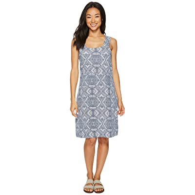 Aventura Clothing Prism Dress (Blue Indigo) Women