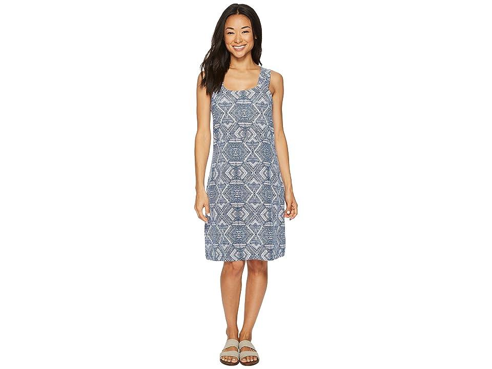 Aventura Clothing Prism Dress (Blue Indigo) Women