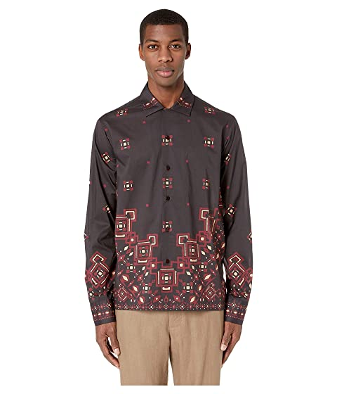 Etro Placed Tribal Pattern Shirt
