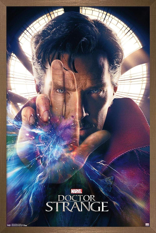 Trends International Marvel Cinematic - Low price depot Strange Universe Doctor