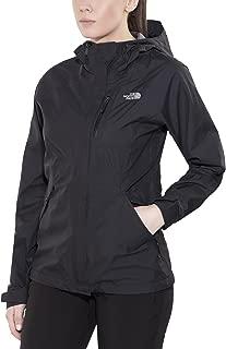 The North Face Women's Dryzzle Jacket, TNF Black 2, XS