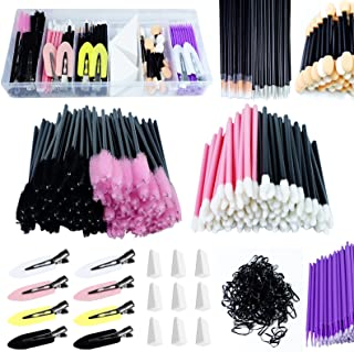 Sponsored Ad - 618 Pieces Makeup tool kit, including eyeliner brush and mascara stick, lipstick applicator, hair tie, make...