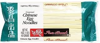 Rose Chinese Egg Noodles, 16 oz