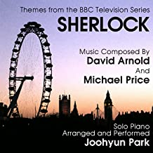 Sherlock: Themes from the BBC Television Series for Solo Piano (David Arnold, Michael Price)