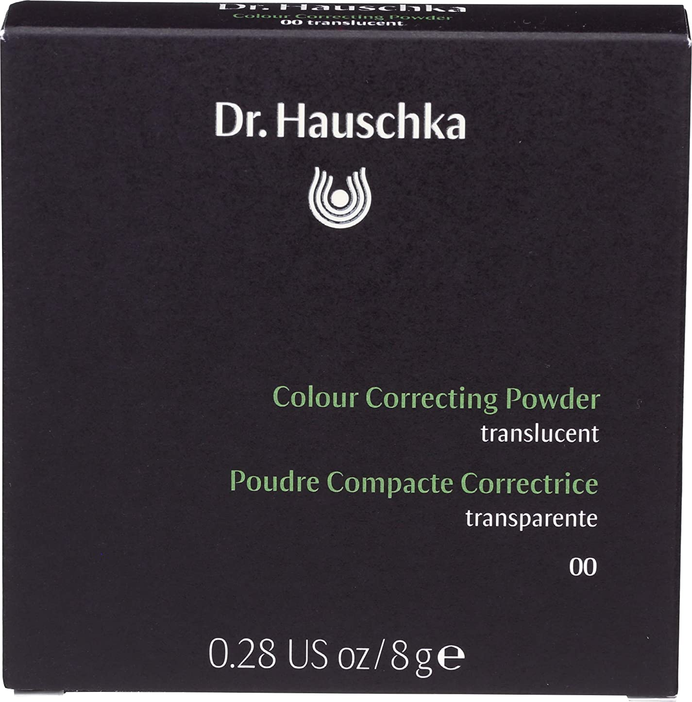 ええ大破目覚めるDr.Hauschka(Dr.ハウシュカ)CCパウダー 8g (00トランスルーセント)