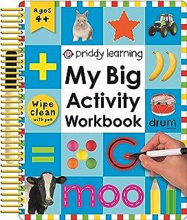 ^(OS) Wipe Clean My Big Activity Work Book