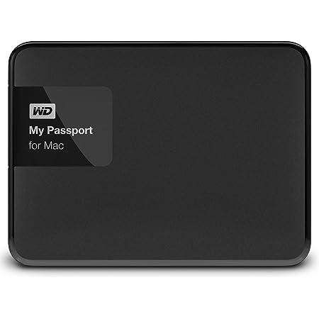 Western Digital 2tb My Passport For Mac Tragbare Computer Zubehör