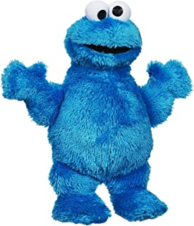 Sesame Street Playskool Let's Cuddle Cookie Monster Plush (Amazon Exclusive)