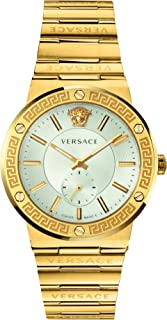 Mens Greca Logo Watch VEVI00520