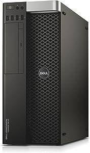 Dell Precision T7810 Workstation E5-2650 V3 2.3GHz 10 Core 64GB DDR4 Memory Quadro K5000 480GB SSD + 1TB HDD Win 10 Pro (Renewed)