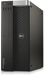 Dell Precision T7810 Workstation E5-2678 V3 2.5GHz 12 Core 16GB DDR4 Memory Quadro K5000 480GB SSD + 1TB HDD Win 10 Pro (Certified Refurbished)