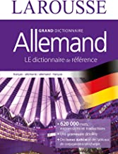 Grand dictionnaire Français-Allemand / Allemend Francais - Larousse (French and German Edition)