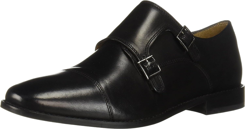 Florsheim herren herren Montinaro Double Monk Leder Oxfords  Verkauf