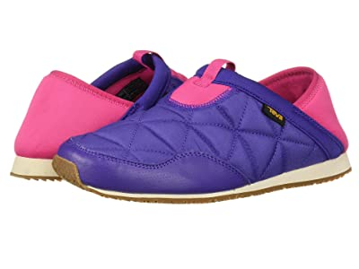 Teva Kids Ember Moc (Toddler/Little Kid/Big Kid) (Ultraviolet) Kid