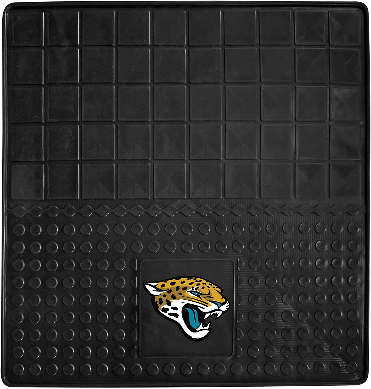 FANMATS NFL Jacksonville Jaguars Vinyl Cargo Mat