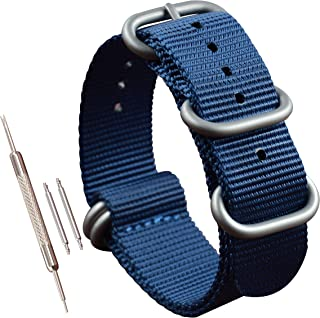 Amazon.co.uk: 24 mm Watch Straps Accessories: Watches