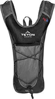 TETON Sports TrailRunner 2.0 Hydration Pack; Backpack for Hiking, Running and Cycling;..