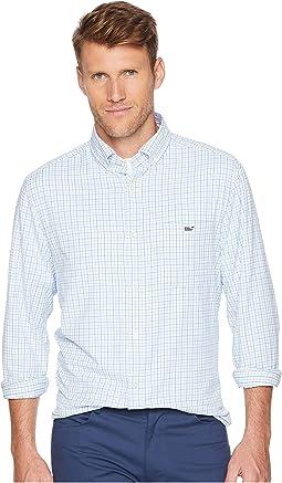 Pepperbush Plaid Classic Tucker Shirt