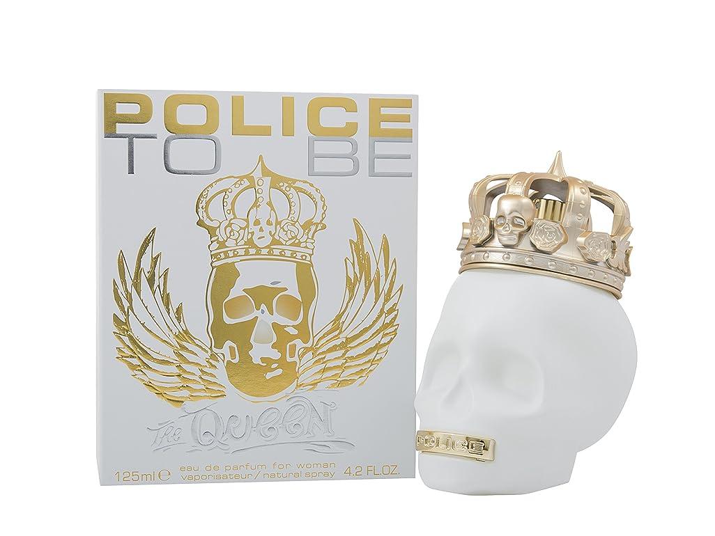 落胆させる最少健全ポリス トゥービー クイーン EDP スプレー 125ml ポリス POLICE