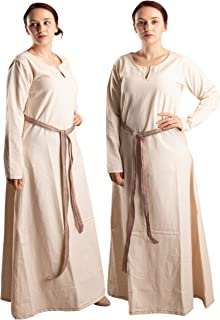 byCalvina Costumes Fraye Viking Medieval Women Dress Made in Turkey
