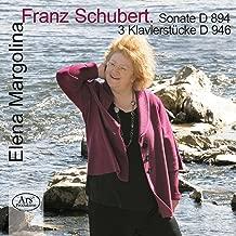Schubert: Piano Sonata No. 18 in G Major, Op. 78, D. 894 & 3 Klavierstücke, D. 946