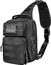 NOOLA Tactical Sling Bag Pack Military Shoulder Backpack Molle Assault Range Bag