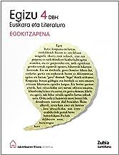 EGIZU 4 DBH EUSKARA ETA LITERATURA EGOKITZAPENA JAKINTZAREN ETXEA - 9788498940893