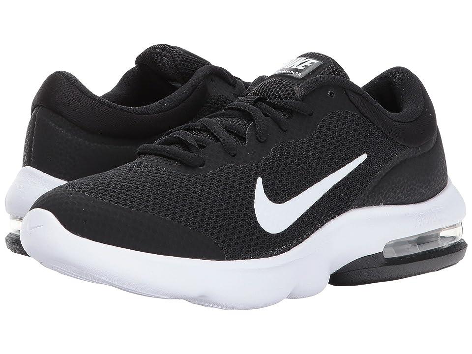 Nike Air Max Advantage (Black/White) Women