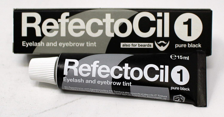 Ranking TOP12 RefectoCil New life Cream Hair Pure Dye Black