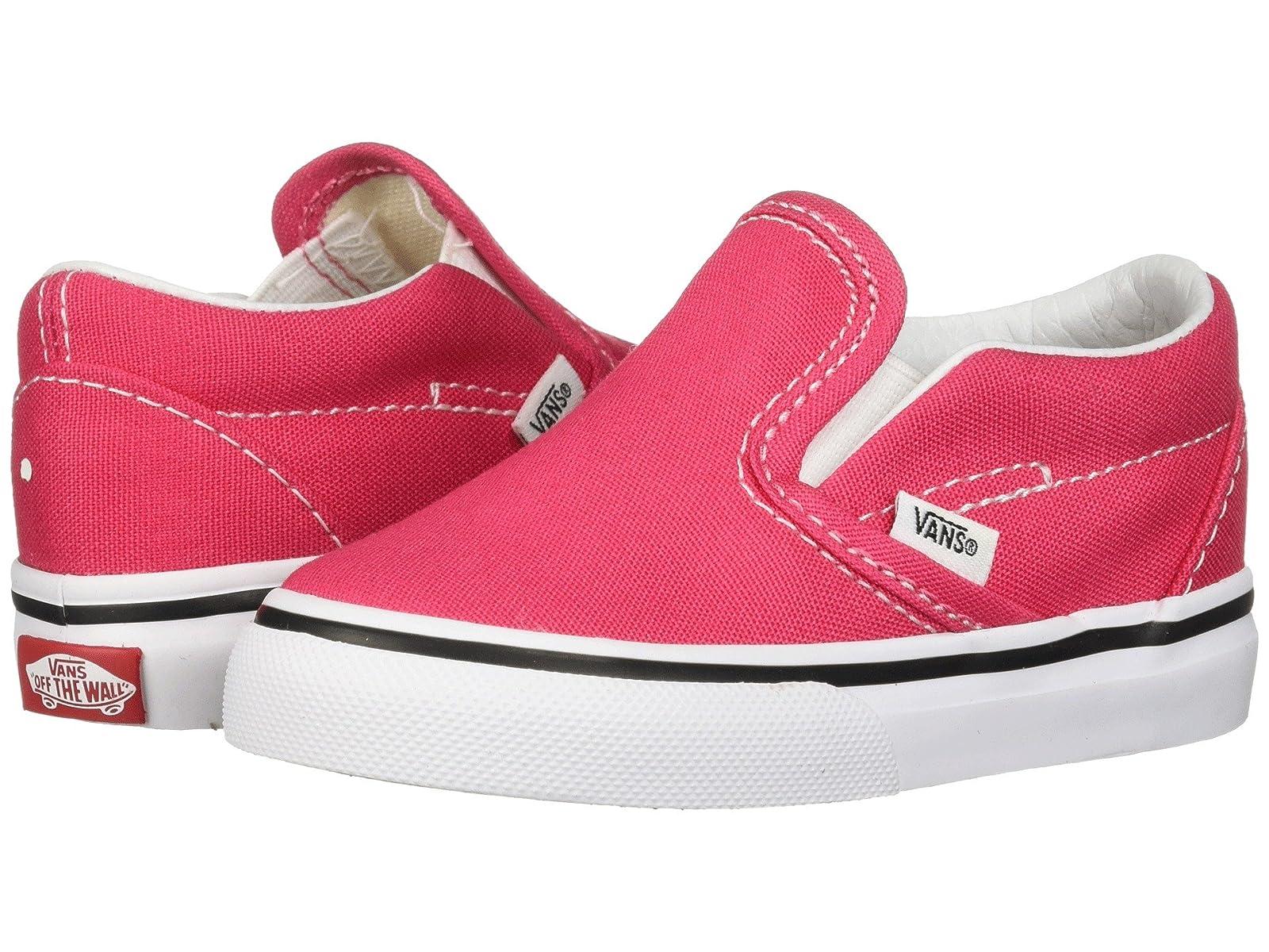 Vans :Men's/Women's:News Kids Classic Slip-On (Infant/Toddler) :Men's/Women's:News Vans Style 2c3d61