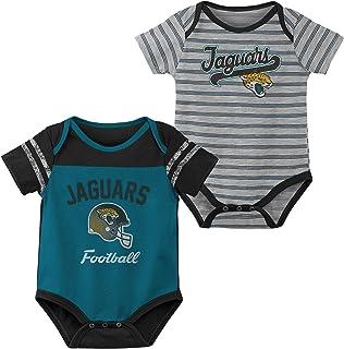 """NFL Infant Outerstuff""""Dual-action"""" 2 Piece Bodysuit Set"""