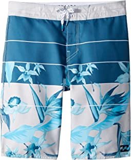 Billabong Kids Sundays OG Boardshorts (Big Kids)