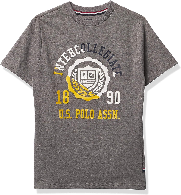 U.S. Polo Assn. Boys' Short Sleeve